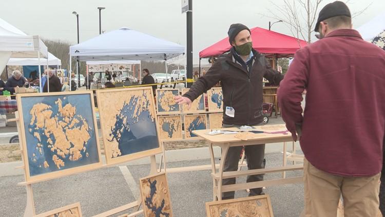 Maine crafts, artisans optimistic for 2021 as markets return