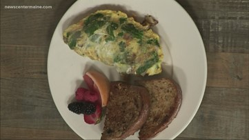 The ease of making an omelet - in the kitchen with Chef David Turin