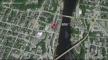 Water Street in Augusta will now be a two-way road