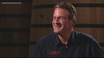 How did Maine brewer Rob Tod get to the top? By starting at the bottom