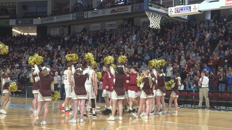 In Caribou, basketball is more than a game. As the Boys team's success grows, so do the expectations.