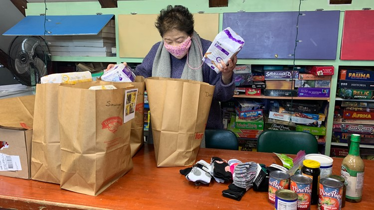 Youth organization expands its efforts to provide weekend meals to Waldo County residents