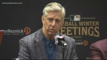 Red Sox fire president Dave Dombrowski