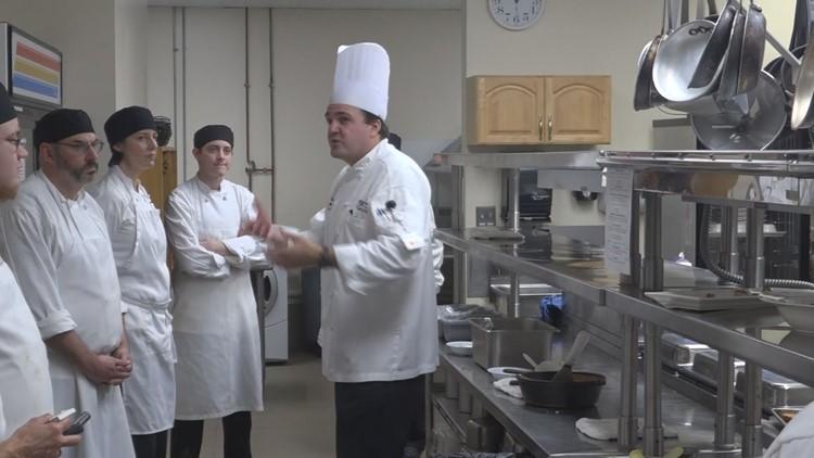 Jay Demers culinary program
