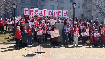 Teachers in Maine push for the right to strike