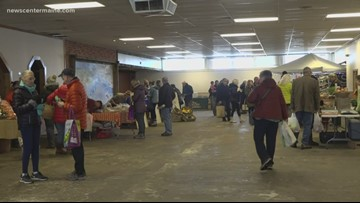 Bangor winter farmer's market moves indoors