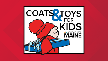 Help us keep Maine kids warm with 2019 Coats and Toys for Kids