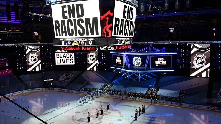 Bruins Game 4 to be rescheduled amid injustice protests