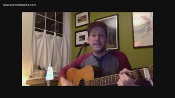 Maine Musician doing Virtual Concerts