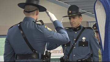 Maine State Police gain 14 new troopers