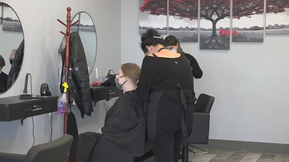 Cut-a-thon benefits local family