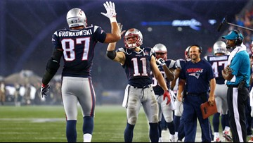 Report: Rob Gronkowski, Julian Edelman expected to play in Week 5