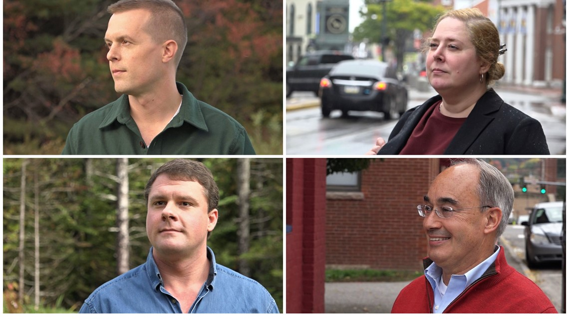ELECTIONS: What you need to know about Maine's District 2 congressional candidates