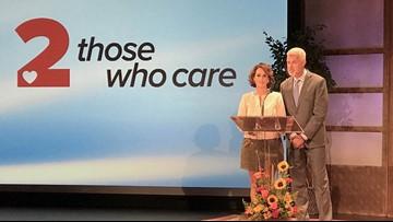 2 Those Who Care Award winners honored