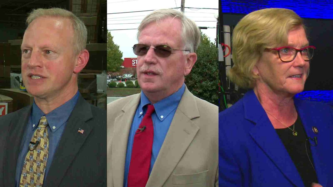 MAINE MIDTERM ELECTIONS | What you need to know about Maine's 1st Congressional District election