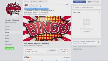 Whoopie pie shop hosts online bingo for charity