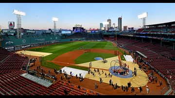 BILL GREEN'S RED SOX BLOG | Hanging with the Red Sox media