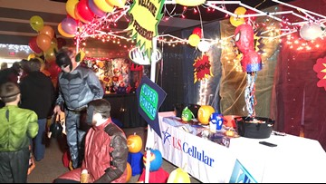 Pumpkins in the Park gets residents in the Halloween spirit early, for a cause