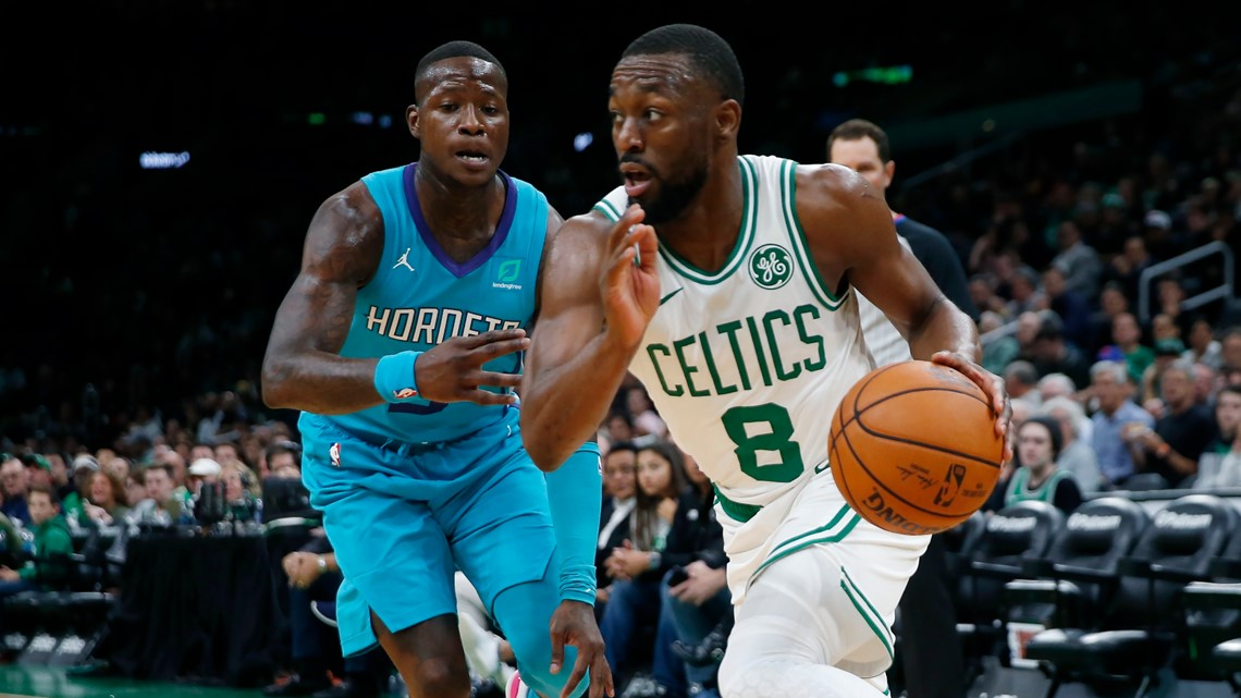 Rozier's return to Boston as a Hornet is less than triumphant