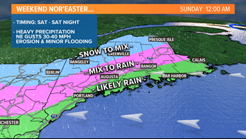Weekend Nor'easter | Gutner Blog