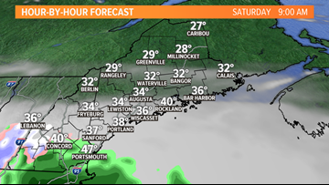 Nor'easter still on track for Saturday | CORY'S BLOG