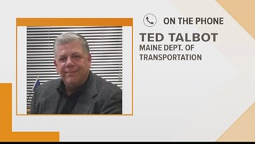 This morning Zach talked about Maine road conditions with MEDOT - Ted Talbot