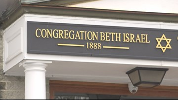 Congregants in Maine 'devastated, scared' by Pittsburgh synagogue shooting