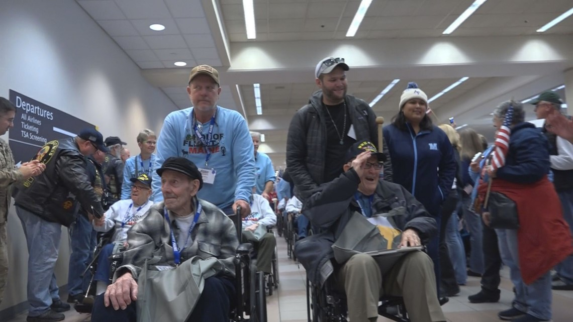 2018 Honor Flight Maine telethon raises more than $164K