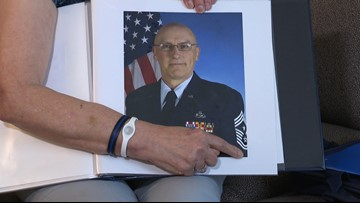 Pease widows call for study into Guardsmen's cancer cases