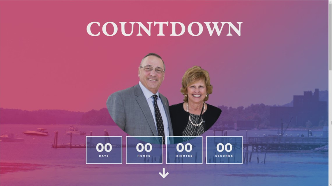 Former Maine Governor Paul LePage launches 2022 gubernatorial campaign website