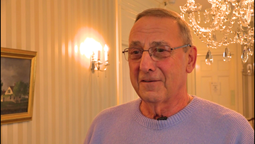 LePage says he will run again in 2022 if he doesn't like Mills's performance