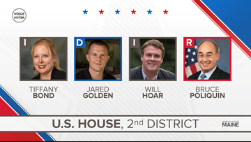 Ranked-choice voting to decide 2nd District US House race