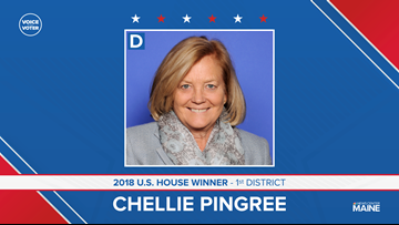 Rep Chellie Pingree Wins Sixth Term In U S House
