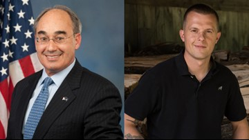 Ranked-choice set to decide 2nd District race, while Poliquin camp insists election night 'win'