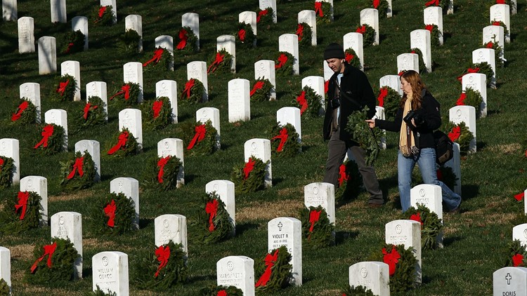Wreaths Across America convoy ready for annual mission, undeterred by pandemic