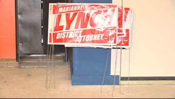 Campaign signs still standing days, possibly weeks after Election Day