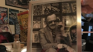 Rick Parker remembers the late Stan Lee