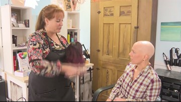 Buddy to Buddy | Debby's mission: Hair Matters