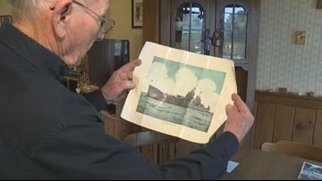 WWII veteran's Honor Flight Maine trip almost didn't happen