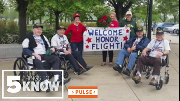 5 Things to know Thursday: Honor Flight Maine telethon today, FBI looking for fugitive, and more.