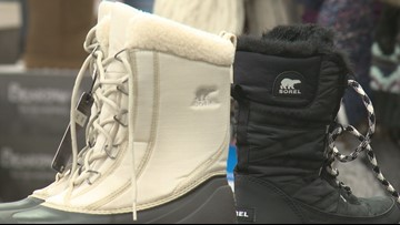 Lacing up for Coastal Maine's first significant snowstorm