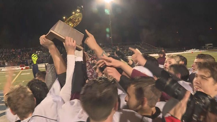Maine's high school football state champions crowned
