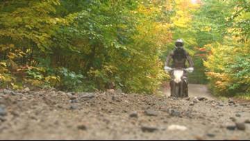 Dirt bikers revel in Turkey Run on 100-mile loop