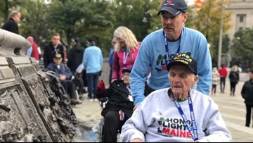 Third statewide Honor Flight Maine Telethon helps sends veterans to Washington D.C.