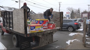 Brewer Food Pantry Receives Donation