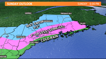 Yup, More Snow - GUTNER'S MAINE WEATHER BLOG