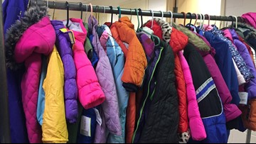 Coats for Kids: The need in Maine is great