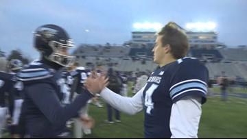 Maine back on the gridiron to prepare for FCS quarterfinal