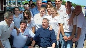 'So down to earth': Kennebunkport remembers George H.W. Bush