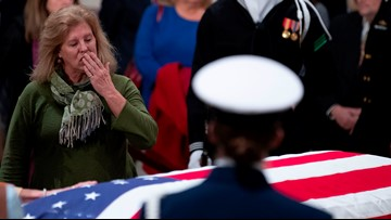 WATCH | NBC's Special Report Coverage of the farewell to George H.W. Bush